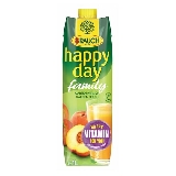 Rauch Happy Day őszibarack nektár(50%) C-vitaminnal 1 l
